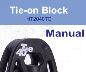 tie-on-block